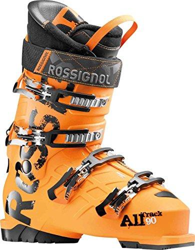 Rossignol Alltrack 90 Botas de esquí, Unisex Adulto, Black, 26.5