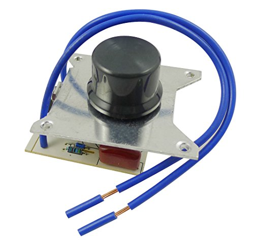 5000W//220V Spannungsregler Dimmer Speed Temperatur Volt Regler Regulator