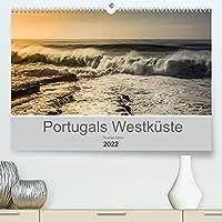 Portugals Westkueste (Premium, hochwertiger DIN A2 Wandkalender 2022, Kunstdruck in Hochglanz): Impressionen eines mediterranen Landes (Monatskalender, 14 Seiten )