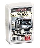 Top Ass Quartett Trucks Spielkarten - Kartenspiel von Altenburger Spielkarten