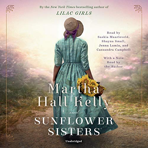Sunflower Sisters cover art