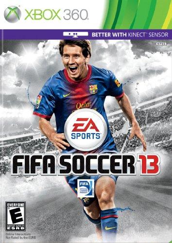 FIFA Soccer 13 - Xbox 360 [video game]