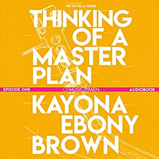 Thinking of a Master Plan (Of Music and Men) audiobook cover art