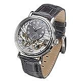 [カール・フォン・ツォイテン]Carl von Zeyten 腕時計 ドイツ製 自動巻き ダブルテンプ メンズ CvZ0017SGY [正規輸入品] (CvZ0017SGY) [並行輸入品]