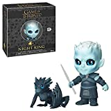 Funko - 5 Star: Game of Thrones S10 - Night King Figura Coleccionable, Multicolor (37776)
