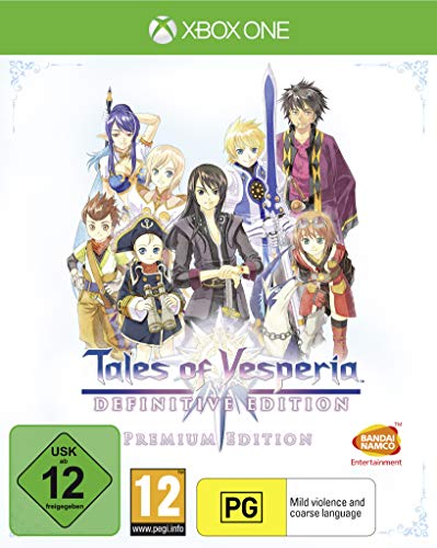 Tales Of Vesperia: Definitive Edition Premium - Collector's - Xbox One
