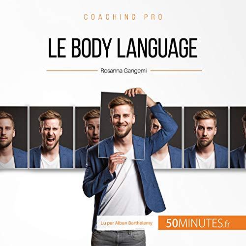 Le body language audiobook cover art