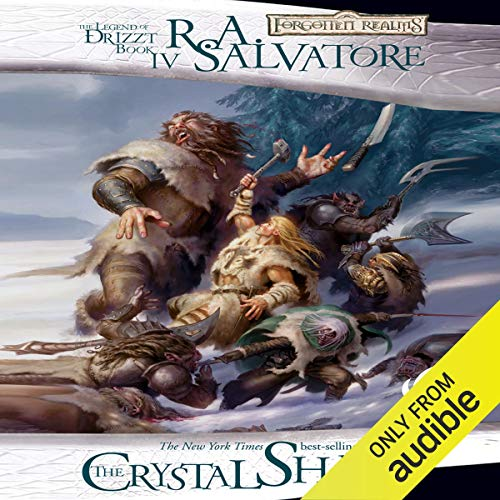 The Crystal Shard: Legend of Drizzt: Icewind Dale Trilogy, Book 1