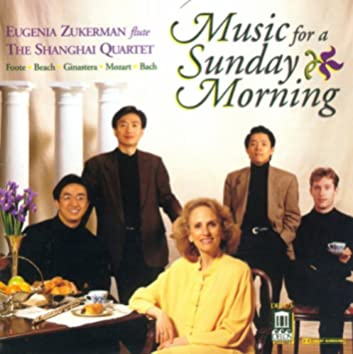 Beach, A.: Theme and Variations / Ginastera, A.: Impresiones De La Puna / Foote, A.: Nocturne and Scherzo (Music for A Sunday Morning)