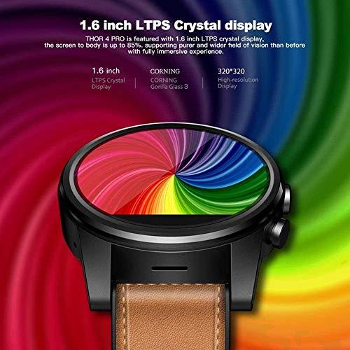 Reloj inteligente deportes al aire libre Bluetooth pulsera inteligente 600 mAh batería grande información empuje, seguimiento deportivo,-A
