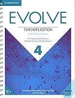 Evolve Level 4 Teacher's Edition with Test Generator