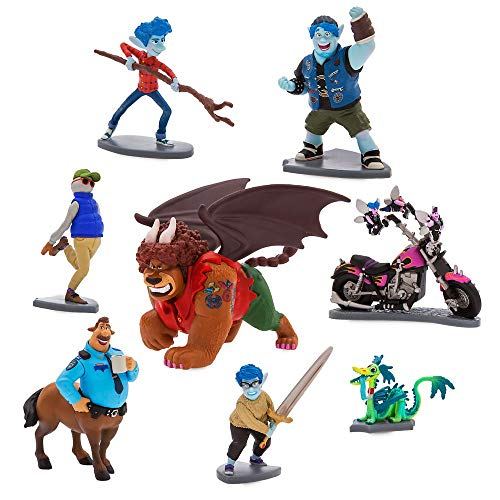 Disney Pixar Onward Deluxe Figure Play Set