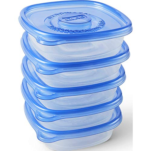 Glad Food Storage Containers - Entree Container