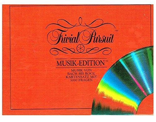 Trivial Pursuit - Musik-Edition - Von Bach bis Rock - Kartensatz