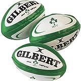 Gilbert Ballon de jonglage Rugby Irlande (x3)