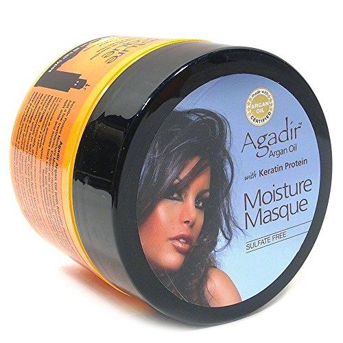 Makeup/Skin Product By Agadir Argan Oil Keratin Protein Moisture Masque 236.6ml/8oz by Agadir