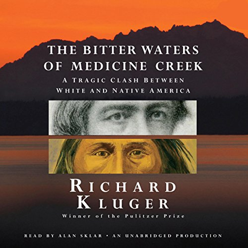 The Bitter Waters of Medicine Creek audiobook cover art