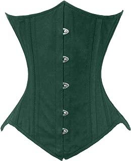 cotton waist training corset