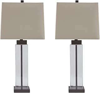 Best ashley furniture glass lamps Reviews