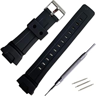 Silicone Watchband for Casio G Shock Replacement Band Strap Watch Accessories GAW-100/GLX/GA-200/150/201/300/310/GAS-100