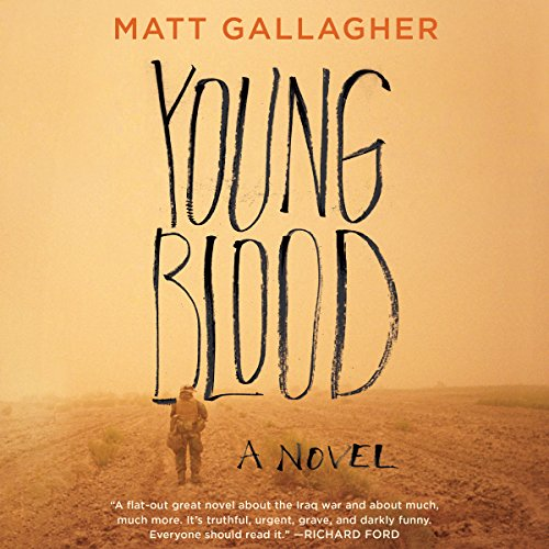 Youngblood audiobook cover art