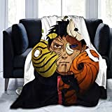 Naruto - Manta antiarrugas (A4, 135 x 200 cm)