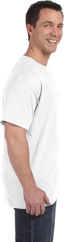 Choice Hanes Men`s Tagless Pocket T-Shirt latest