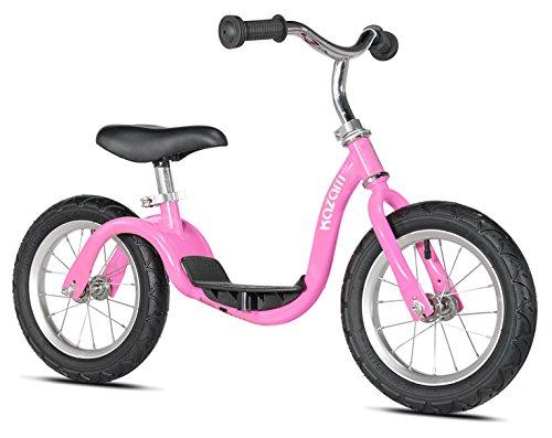 Kazam Kanam Neo Bicicleta de Equilibrio sin Pedales, Niños, Rosa, 30,48 cm (12 Pulgadas)