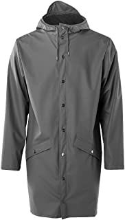 RAINS Long Jacket Impermeabile Uomo