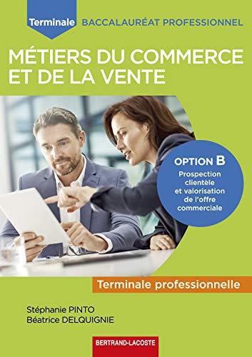 Term Bac Pro Commerce et Vente Option B