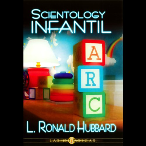 Scientology Infantil (Child Scientology) audiobook cover art