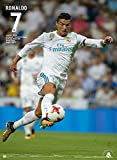 AWDIP Official Real Madrid Ronaldo 1718 Maxi Poster