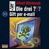 Die drei ??? 104. Gift per E-Mail. (drei Fragezeichen). CD