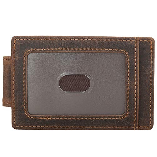 Polare Men's RFID Blocking Money Clip