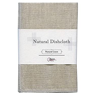 Nawrap Natural Linen Dishcloth