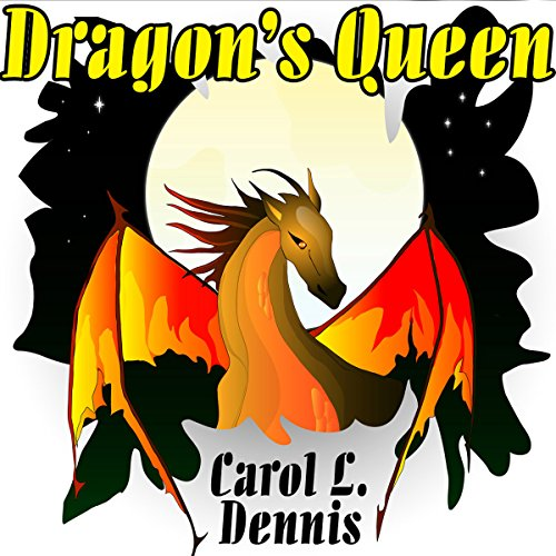 Dragon's Queen audiobook cover art
