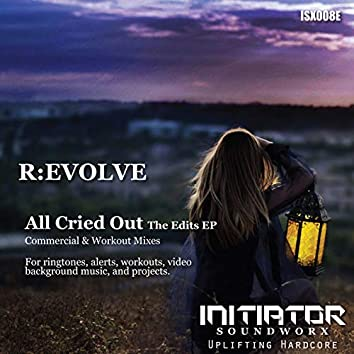 All Cried Out - Edits EP