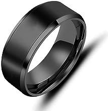 Titanium Ring Goud Anti-allergie Gladde Eenvoudige Bruidsparen Ringen Bijouterie voor Man of Vrouw Geschenk