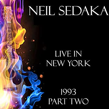 Live in New York 1993 Part Two (Live)