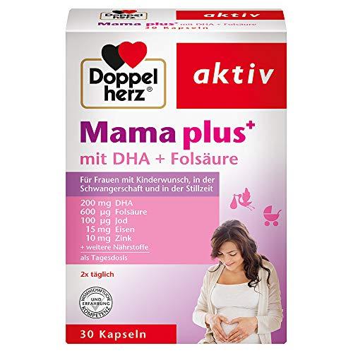 Doppelherz -   Mama plus Tabletten