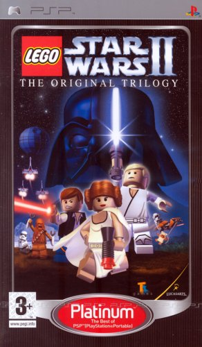 Lego Star Wars II: The Original Trilogy (PSP) [Importación inglesa]