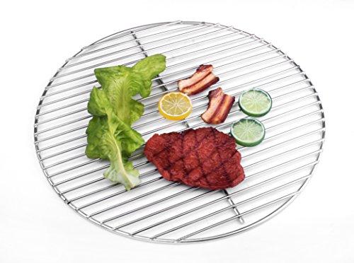 Grille pour Barbecue 47 cm Chromé