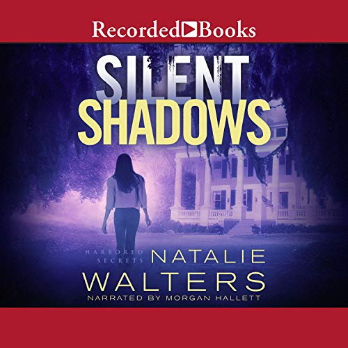 Silent Shadows audiobook cover art