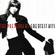 the pretenders greatest hits cd