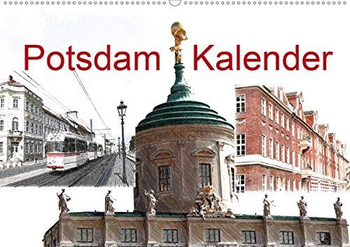 Potsdam Kalender (Wandkalender 2021 DIN A2 quer)