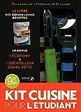 Le kit cuisine de l'étudiant
