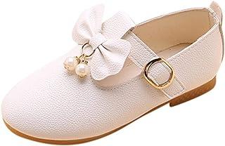 Zapatos de Terciopelo para Unisex Ni/ñas Ni/ños Oto/ño 2018 Moda PAOLIAN Zapatos de Vestir Boda Merceditas Casual Calzado Invierno Chica Suela Blanda Regalo de Fiesta Beb/é Ni/ñas