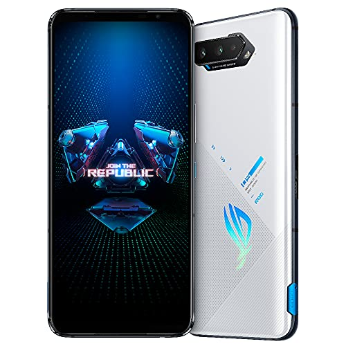 ASUS ROG Phone 5 ZS673KS Smartphone 8/128GB Storm White Android 11.0
