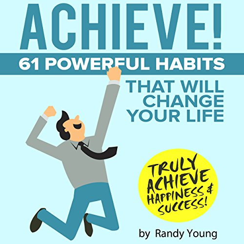 Achieve! audiobook cover art