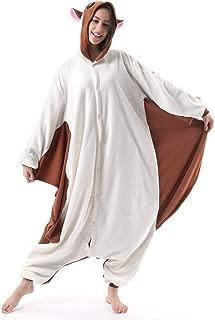 Unisex Adult Animal Halloween Costume Plush Pajamas